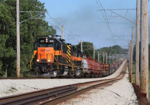 At the Chicago South Shore and South Bend Railroad, Anthony S. Kazakevicius takes over as Director of Sales and Marketing.