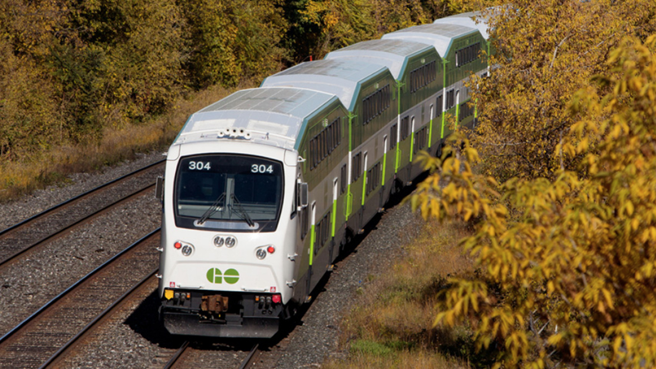 All 532 GO Transit buses and about 50% of its 943-railcar fleet are now Wi-Fi enabled.