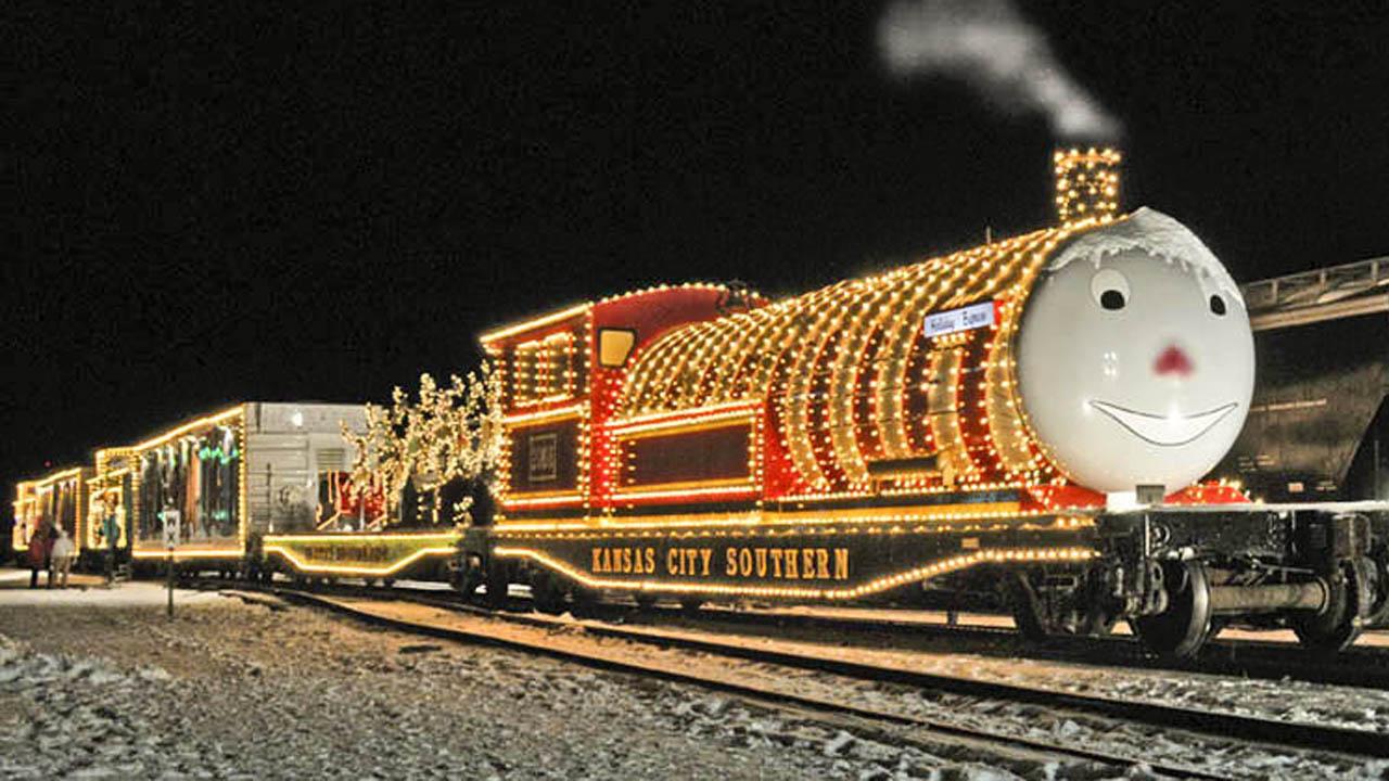 Kcs Christmas Train 2020 2020 KCS Holiday Express: Train Canceled, Fundraiser On   Railway Age