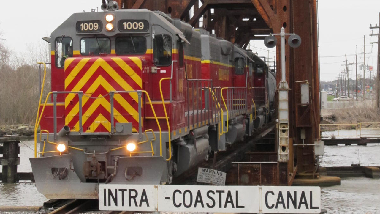 New Orleans & Gulf Coast, Railway Age's 2016 Short Line Railroad of the Year, will use an $8.2 million grant from the U.S. DOT for rehabilitation projects along its 32-mile line.