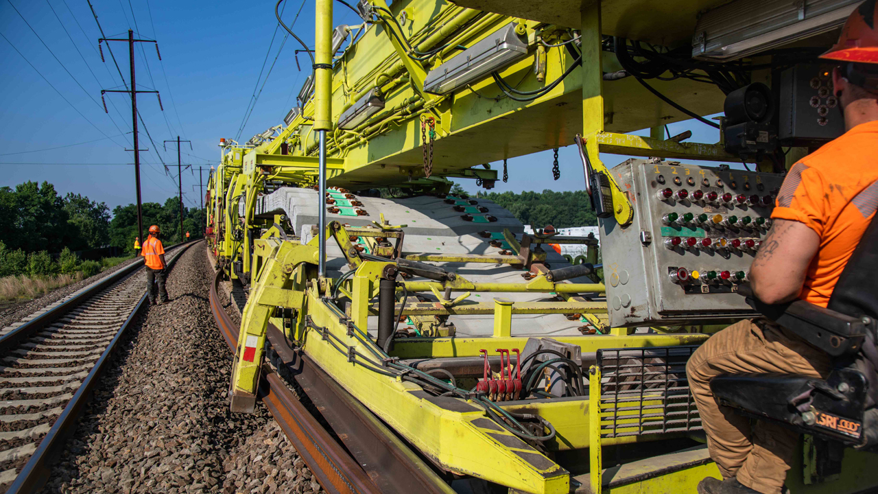 Grants totaling $291 million will support 11 projects in nine states that will repair, replace or rehabilitate publicly owned or controlled railroad assets.