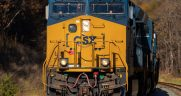 """""""I am incredibly proud of how CSX's exceptional team of railroaders continues to deliver against the challenges this year has presented,"""" President and CEO James M. Foote said."""
