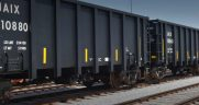 FreightCar America manufactures freight cars, supplies railcar parts, and leases cars through its FreightCar America Leasing Company subsidiaries.