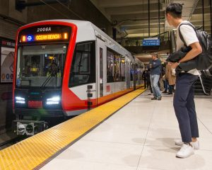 This fall, MUNI is starting to deploy its inspectors to provide customer assistance and, ultimately, conduct fare inspections, including citation issuance.