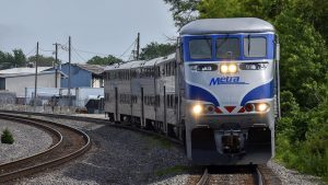 "The new Metra lawsuit seeks monetary damages and a permanent injunction demanding that ""UP conductors and onboard personnel resume carrying out all of their required duties, which include selling and validating all tickets and making repeated passes through the cars to assist customers and promote orderly conduct."""
