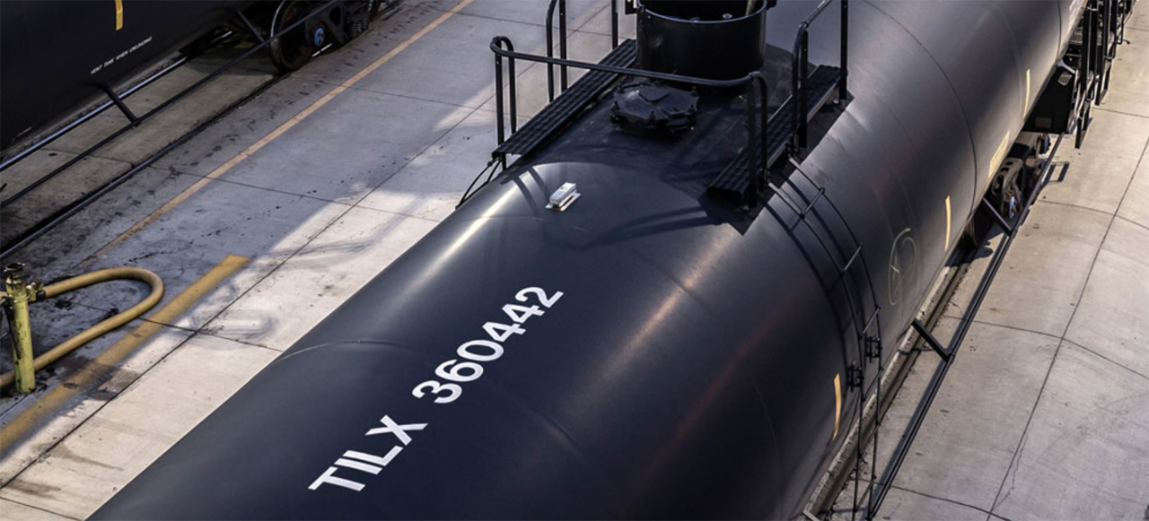 """""""We continue to see a good pipeline of inquiries for available railcars—new and existing—from strategic buyers and owners of railcar assets, and we remain cautiously optimistic regarding the trajectory of demand heading into next year,"""" CEO and President Jean Savage said."""
