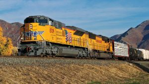 """The results we are delivering, both operationally and financially, deepen our conviction that the changes we're making to transform our railroad are on target and on track,"" Chairman, President and CEO Lance Fritz said."