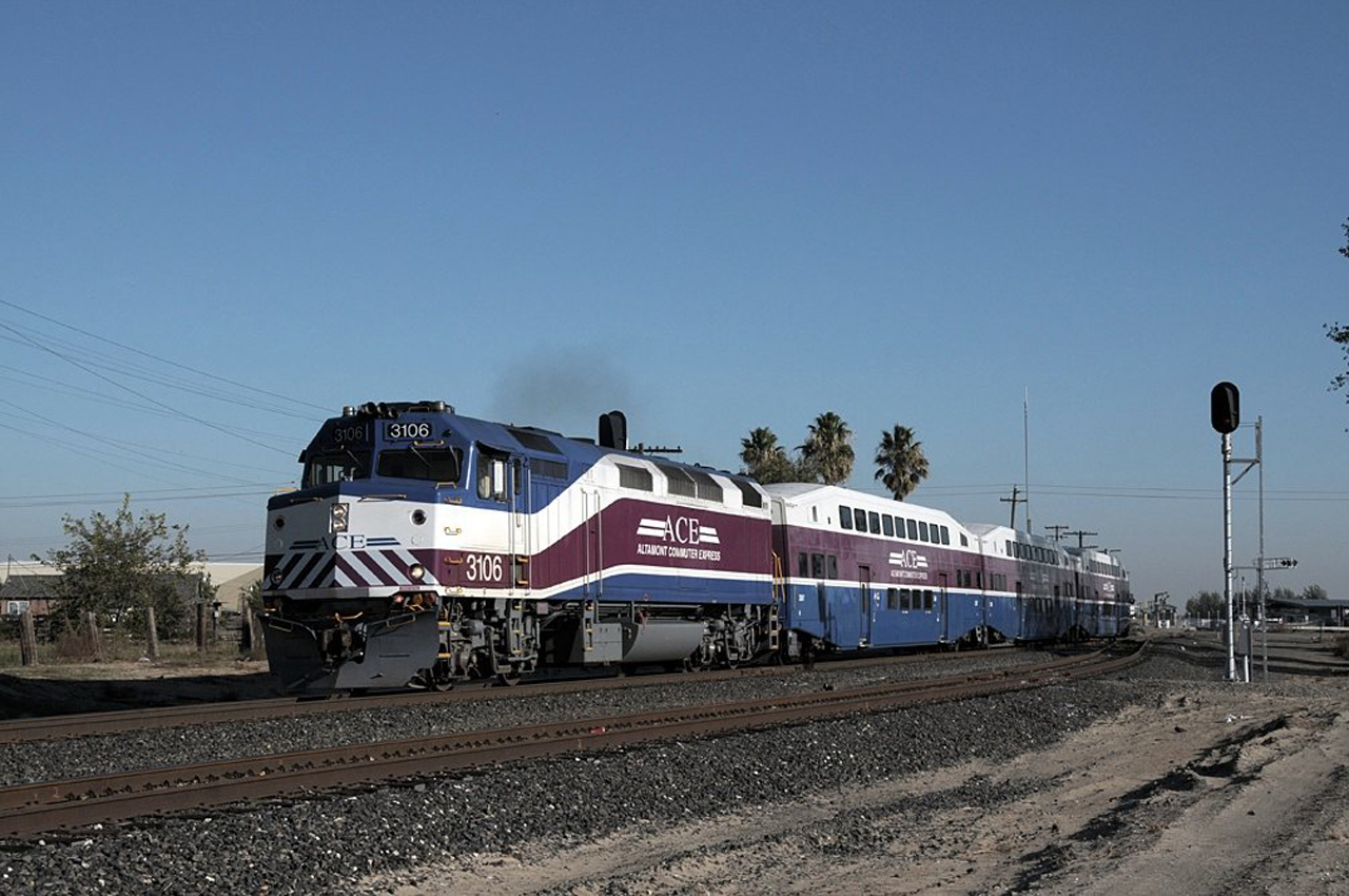 Riders can now plan trips, get real-time information and purchase tickets for Altamont Corridor Express commuter rail and six bus services using one regional mobile ticketing and fare payment system. (Wikipedia)