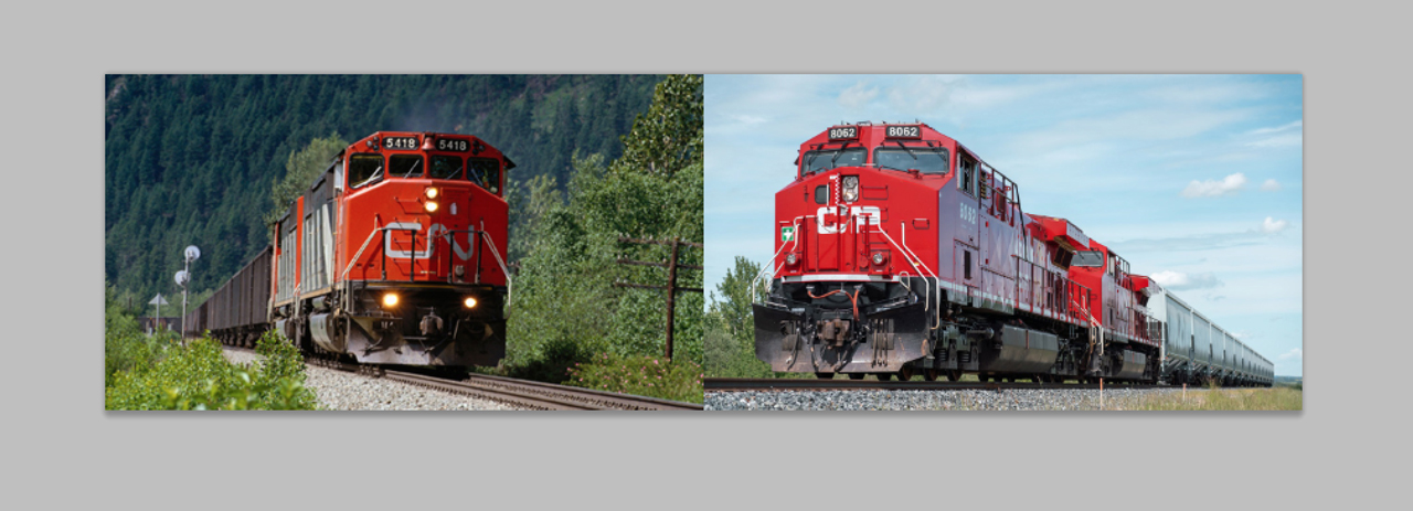 "CN and CP have earned spots on the 2020 Dow Jones Sustainability Index (DJSI) North America. The DJSI follows a ""best-in-class approach,"" surveying sustainability leaders from each industry on a global and regional level."