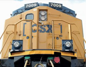 CSX is the only U.S. railroad on the Dow Jones Sustainability Index (DJSI) North America.