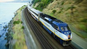 Riders of California's Capitol Corridor, Minnesota's Metro Transit and VIA Rail Canada will see improvements to Wi-Fi, light rail transportation options, and reservations, respectively.