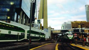 Through Metrolinx, the GTHA is investing billions of transit dollars in one of Canada's fastest-growing regions. (William C. Vantuono)
