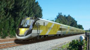 The Miami-Dade County Board of County Commissioners is interested in new commuter rail service running on privately owned track between Brightline's existing Miami station and a new Adventura station. Brightline or South Florida Regional Transportation Authority (Tri-Rail) could run it.