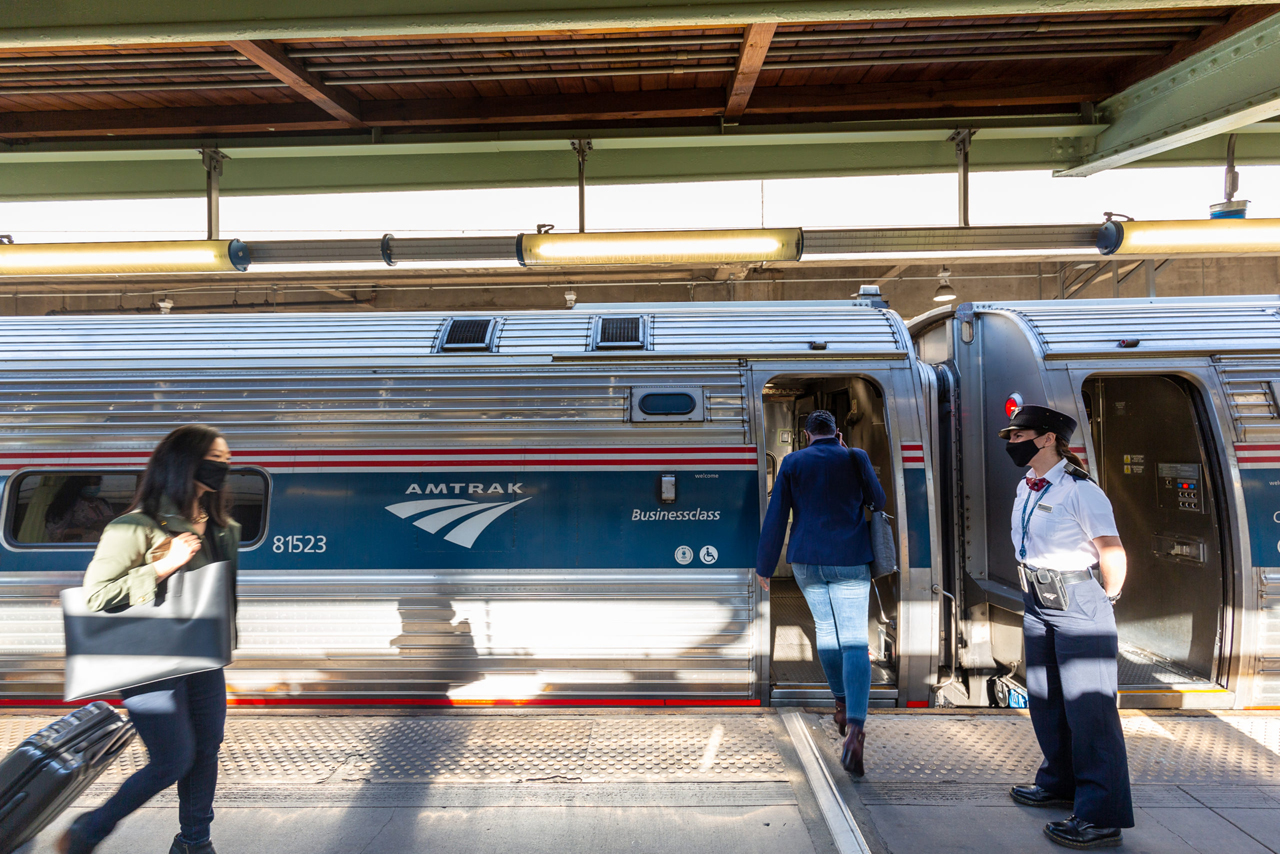 Service remains a mixed bag on Amtrak's state-supported trains and corridors, and the Northeast Corridor (NEC) and its branches.