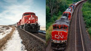 CN and CP were recognized for their leadership on climate change actions and disclosures.