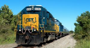 CSX announces that the Columbia Tennessee Rail Site has been designated a Select Site. (Photo by David C. Lester)