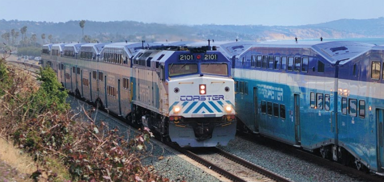 The $106.4 million LOSSAN-SD Intermodal Improvement Program is one of nine passenger and freight rail projects receiving support from the California Transportation Commission.