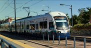 """Sound Transit is now at the national forefront of operating carbon-free transit,"" Sound Transit CEO Peter Rogoff said."