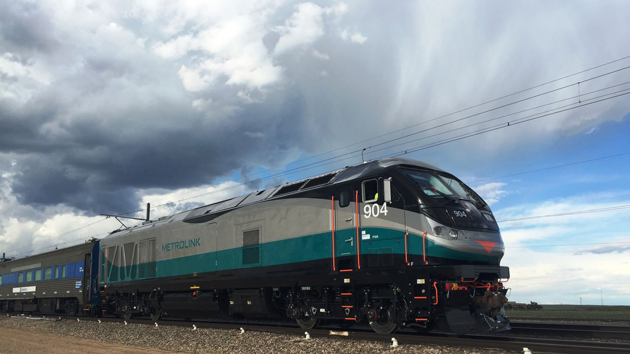 Amtrak's proposal, one of five, was selected for providing operations support for Metrolink's regional/commuter rail service in Southern California.