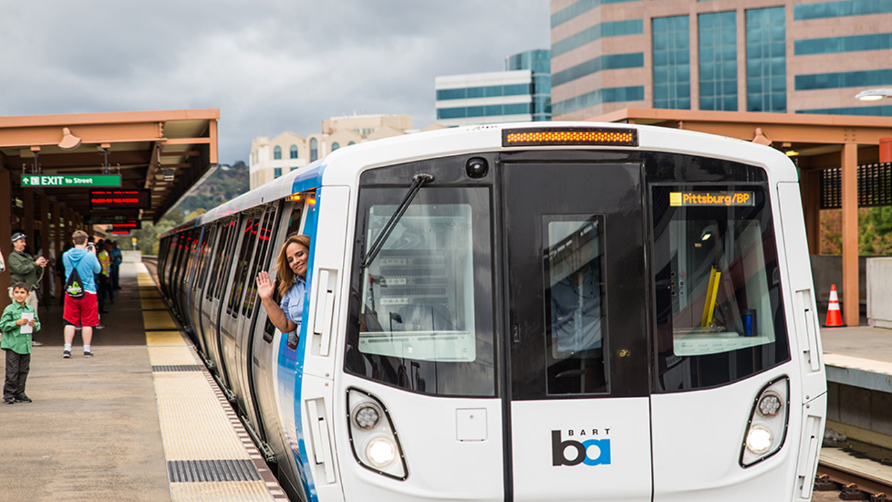 """As of Dec. 4, San Francisco Bay Area Rapid Transit had received 282 of the 775 cars on order with Bombardier; 266 had been certified and 171 were in service, some of which """"were being used to provide training for BART train operators and maintenance technicians on the new systems, and to allow for regular train maintenance."""" The first new cars entered revenue service in 2018."""