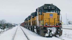 Up for consideration: How a host railroad submits a request for amendment before making certain changes to its PTC safety plan and FRA-certified PTC system, and how PTC system functioning is reported.