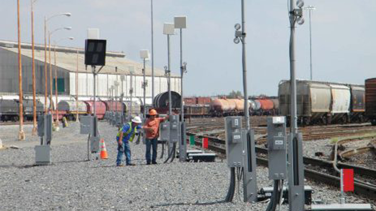 Apex Rail Automation, formerly Vossloh Signaling USA, designs and manufactures main line track and yard operations products for industrial, Class I and short line railroad, and transit customers, predominantly in North America.