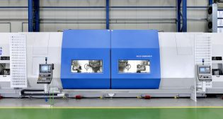 In addition to offering Niles-Simmons machinery, Simmons Machine Tool will be receiving a N30 MC (pictured), a multi-axis, multi-function turning machine that can handle turning, milling, boring, drilling and other machining process operations.