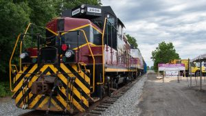 The South Coast Rail project will receive $825 million; phase one is extending commuter rail service on the Middleborough Secondary Line to New Bedford, Fall River and Taunton by 2023.