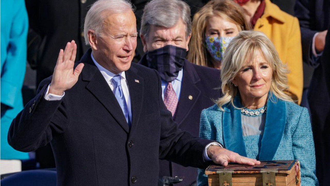 """With Biden now in the White House, several policy areas are of particular interest for the rail industry beyond economic recovery, AAR said, """"including trade, climate change and modernizing U.S. transportation systems."""""""