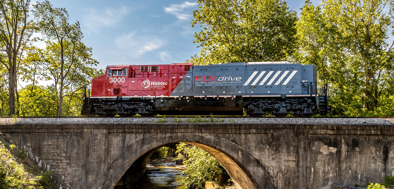 In third-quarter 2020, Wabtec received an order for transit hybrid locomotives for New York City and a first zero-to-zero order for a Class I railroad, according to Cowen's Elkott.