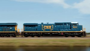 "Intermodal growth, CSX said, ""was more than offset by lower fuel surcharge revenue and coal declines."""