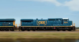 """Intermodal growth, CSX said, """"was more than offset by lower fuel surcharge revenue and coal declines."""""""