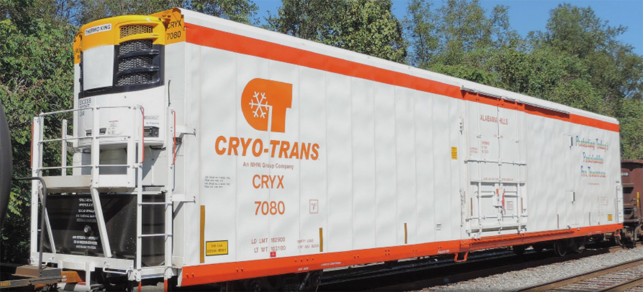 "Purchasing Cryo-Trans—owner of 2,200 refrigerated and insulated railcars, and manager of 40,000-plus annual rail shipments—will help Lineage provide an ""under-one-roof solution"" for customers, integrating its warehousing business with transportation."