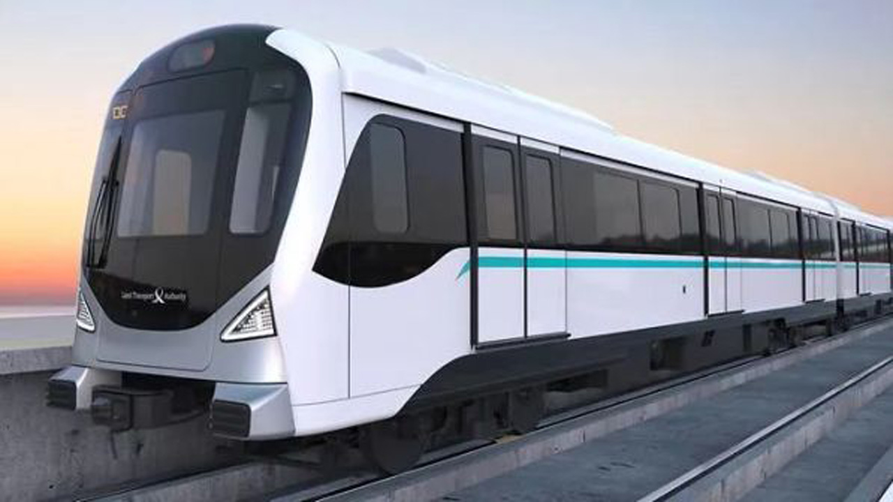 Wabtec is providing 186 Metroflexx brake systems, 372 roof-mounted air conditioning systems, and more than 1,100 external sliding ES2-type doors for the 62 three-car automated trainsets that Hyundai Rotem Co. is supplying for operation on Singapore Mass Rapid Transit's new Jurong Region Line, slated to start opening in 2026.