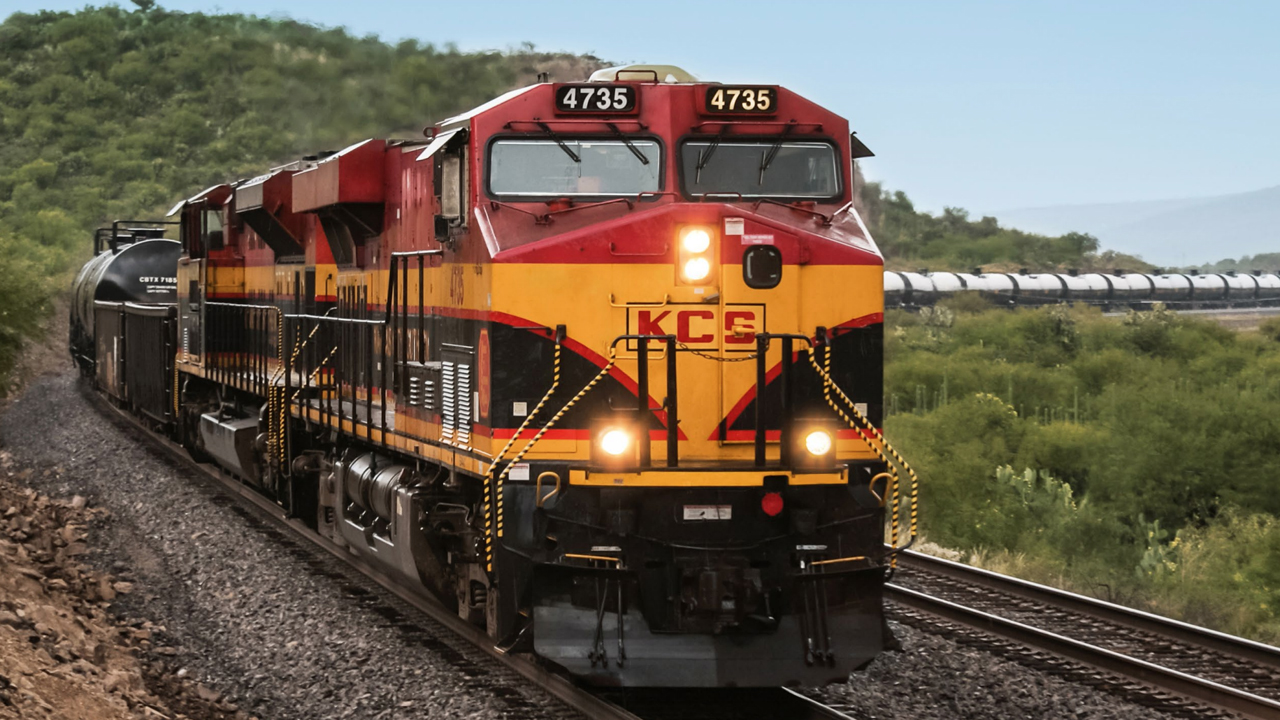 "Kansas City Southern has pledged to set a science-based greenhouse gas emissions reduction target that it said ""will align with what climate scientists say is needed to meet the Paris Agreement goal of limiting global warming to well below 2°C above pre-industrial levels."""