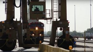 """The Cowen and Company analysts reported that Kansas City Southern """"again"""" received the highest """"positive"""" rating, followed by BNSF in their 4Q Rail Shipper Survey."""