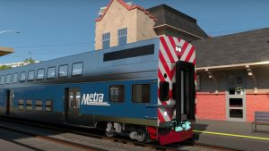 Metra's initial order will be for 200 cars, with an option for up to 300 more. Total price tag: $1.8 billion.