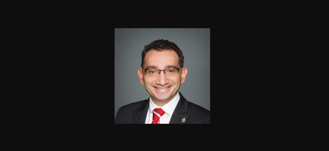Omar Alghabra, Transport Minister, Canada