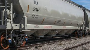 "Eight of TILC's outstanding debt financings, which represent more than $4 billion of railcar-related debt, ""meet the criteria and qualify for the Green Financing designation,"" the railcar lessor said."