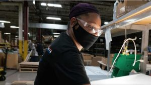 """The """"Careers on Track"""" workforce development initiative will include a digital STEM (science, technology, engineering and math) curriculum, a virtual 3D-mapping STEM experience, and a STEM micro-grant program for women."""