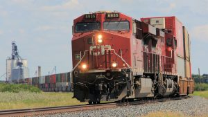 """""""I'm continually impressed by the resiliency of the CP family, particularly those who provide an essential service to North Americans day in and day out, no matter the challenges,"""" Canadian Pacific (CP) President and CEO Keith Creel said."""