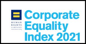 "The Foundation describes the CEI as ""the national benchmarking tool on corporate policies, practices and benefits pertinent to lesbian, gay, bisexual, transgender and queer employees."" For 2021, 1,142 U.S.-based companies were included."