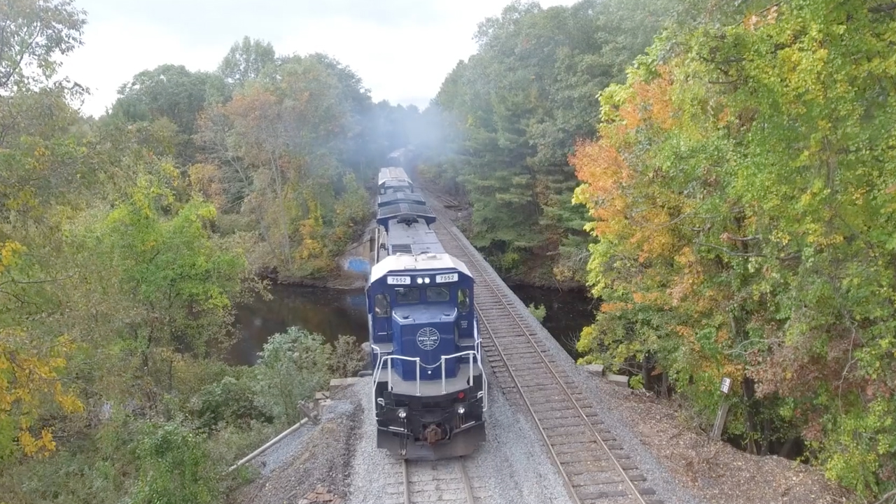 """""""We look forward to integrating Pan Am into CSX, with substantial benefits to the rail-served industries of the Northeast, and to working in partnership with connecting railroads to provide exceptional supply chain solutions to New England and beyond,"""" CSX said."""