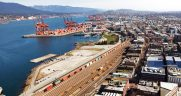The Vancouver Fraser Port Authority has reported that cargo moving through the Port of Vancouver increased 1% in 2020 to 145.5 million metric tonnes (MMT) vs. 2019.