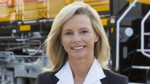 Katie Farmer, President and CEO, BNSF Railway