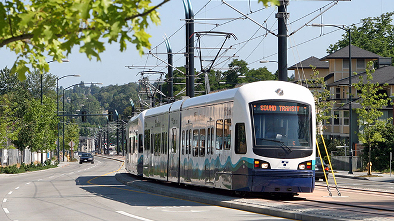 Two of Sound Transit's CIG projects, including the Lynnwood Link Extension (pictured), would be among those qualifying for additional funding under the Public Transit Capital Investment Relief Act of 2021.