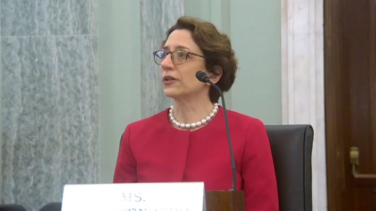 Deputy Secretary of Transportation designee Polly Trottenberg
