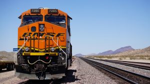 """In Berkshire Hathaway's 2020 annual report, Board Chairman Warren Buffet credited BNSF CEO Carl Ice and """"his number two,"""" Katie Farmer, for their """"extraordinary job in controlling expenses while navigating a significant downturn in business."""""""