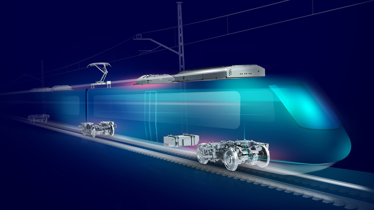 "Siemens' MoComp online catalog offers the complete range of electrical and mechanical components for railcars and locomotives, while its new four-part video series highlights ""the critical need for rail infrastructure in America."""