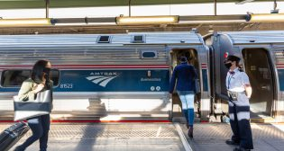The new Passenger Rail Working Group will prepare the STB for its upcoming responsibilities in monitoring and enforcing Amtrak on-time performance.